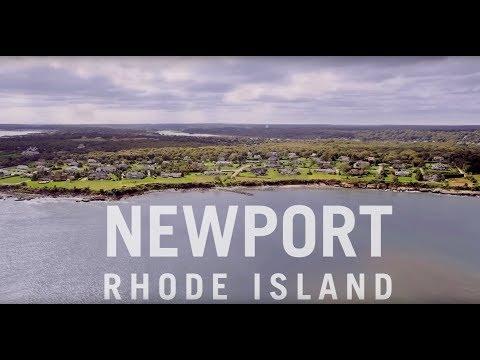 A Drone Tour of Newport, RI | Drone The Globe | Travel + Leisure
