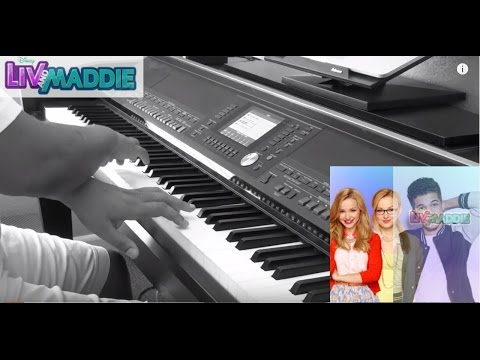 "True Love From ""Liv And Maddie"" W/SHEET MUSIC- Jordan Fisher (Piano Cover)"