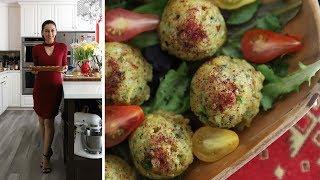 Кололак из Картошки с Булгуром - Фрикадельки - Армянская Кухня - Рецепт от Эгине - Heghineh