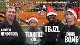 CHRISTMAS PRESENTS CHALLENGE ft TBJZL BorisBone17 & Andrew Henderson