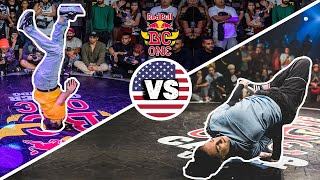 Kayzilla vs. Rascal Randi|  Finał B-Girls - Red Bull BC One Cypher Orlando 2019