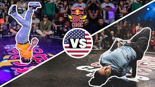 Red Bull BC One Cypher Orlando 2019 | Final B-Girls: Kayzilla vs. Rascal Randi