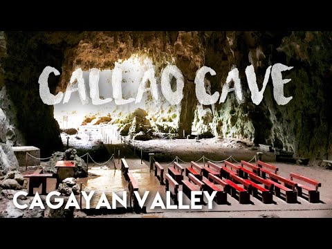 Exploring Callao Cave of Cagayan | Travel Vlog