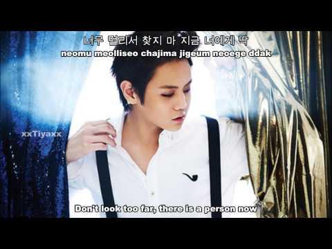 Yang Yoseob - Look At Me Now [English Subs+Romanization+Hangul]