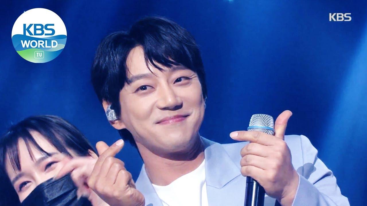 HWANG CHI YEUL(황치열) - Look At You (Sketchbook)   KBS WORLD TV 210402