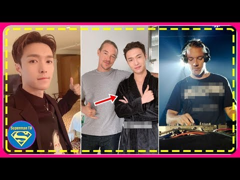 EXO-Ls Are Freaking Out Over Lay's Latest Instagram Post…And Not Because He's With Diplo