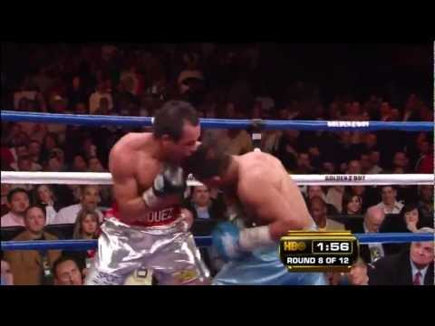 Juan Manuel Marquez vs Juan Diaz HD