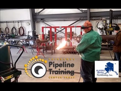 Living In Alaska - The time I trained at the Pipeline Training Center in Fairbanks, Alaska