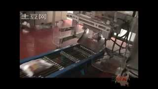 Упаковка корма для животных вертикально-упаковочной машиной