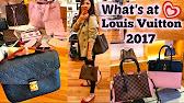 f54502b953f Louis Vuitton Néo Noé 2018 - YouTube
