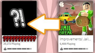 THIS ROBLOX GAME IS BETTER THAN ROBLOX JAILBREAK?!