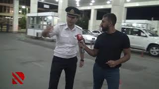 """""""Qırmızı körpü""""də siqaret əməliyyatı"""