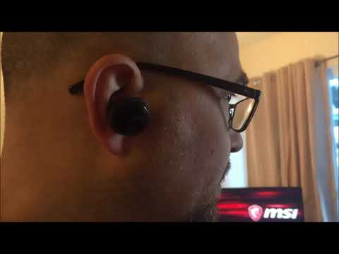 Bose Soundsport Free Truly Wireless Headphones Blogger Review