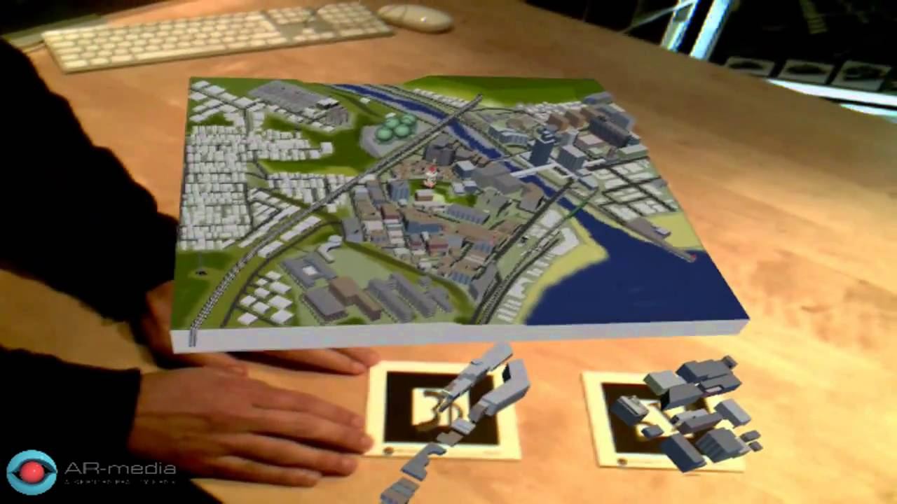 armedia plugin 2 0 for google sketchup  augmented reality
