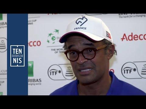 Coupe Davis 2018 - France / Pays-Bas - Réactions Après Le Double | FFT