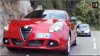 Alfa Romeo MiTi Quadrifoglio Verde 2014 Videos
