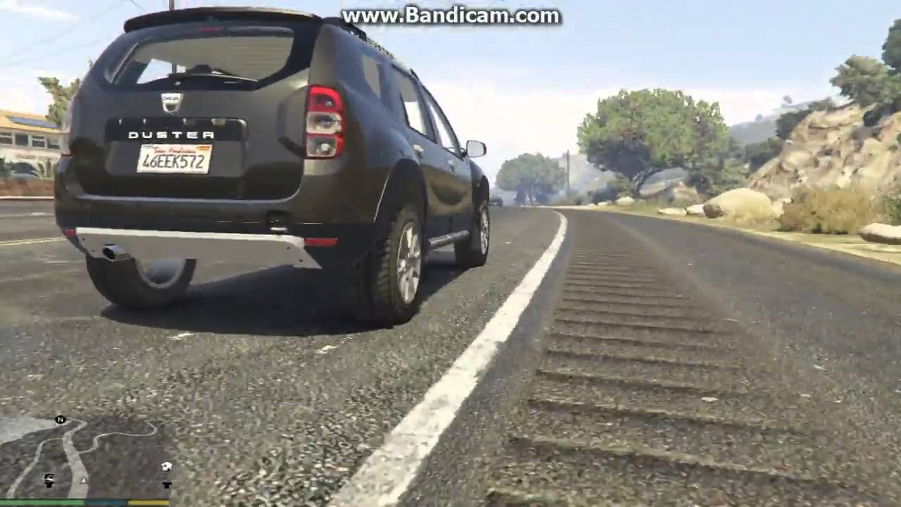 grand theft auto v dacia duster renault duster vehicle mod youtube. Black Bedroom Furniture Sets. Home Design Ideas