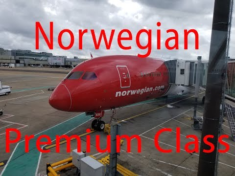 Norwegian Airlines Premium Class Review: Trip Report