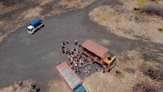 Cerro Negro Nicaragua -  Drone Footage