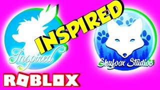 INSPIRED! Shyfoox Studios Dev Team Roblox
