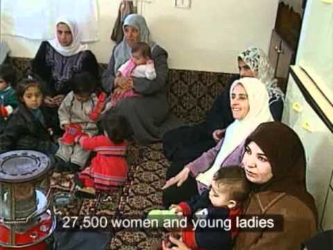 "JORDAN Reproductive Health: ""Arab Women Speak Out"" - Jordan Health Communication Partnership"