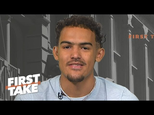 Trae Young: I deserve to win Rookie of the Year over Luka Doncic | First Take