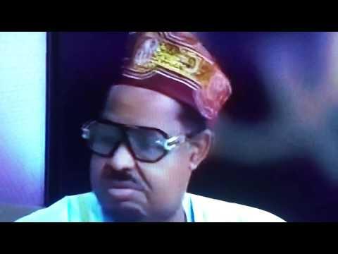 Ameth Khalifa Niass parle en direct des Diongoma de la Tfm