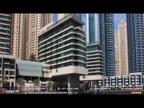 Marina Quay West 1Br with Community View -  homes4life - Please Call +971 56 650 65 90