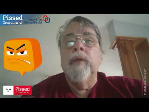 American Home Shield Review - AHS TERRIBLE Service @ Pissed Consumer Interview