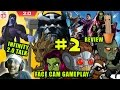 Guardians of the Galaxy Gameplay #2 + Family Movie Review (w/ Spoilers) + Disney Infinity 2.0 Talk