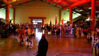NW Indian Youth Conference Powwow 2011, Grand Entry