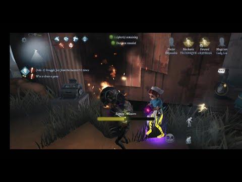 Forward : the failed hero vs Witch of Dream, IDENTITY V