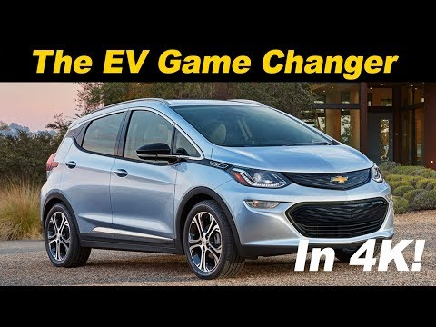 2018 Chevrolet Bolt Review and Road Test In 4K UHD