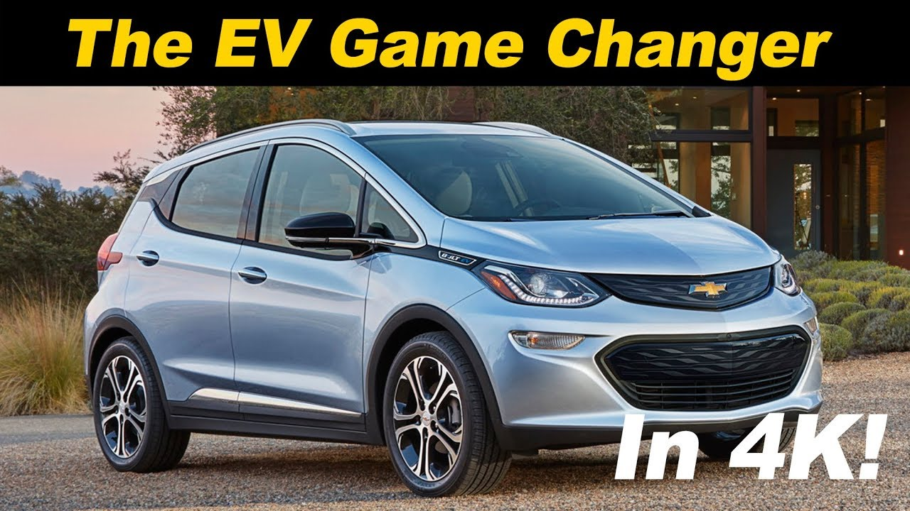 2018 Chevrolet Bolt Review And Road Test In 4k Uhd Youtube
