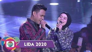 Pasangan Teromantis!!! Fildan DA dan Lesti DA Lebih dari  Selamanya | LIDA 2020