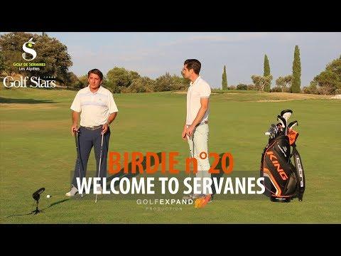 Série Birdie n°20 - Golf de Servanes - Cours de golf en situation