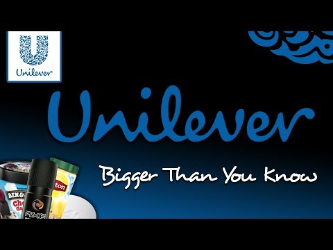 Unilever - Bigger Than You Know