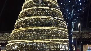 видео Есентай Парк - люксовый торговый центр в Алматы, Казахстан