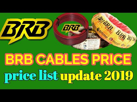 BRB cable price