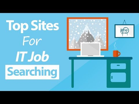 Top Sites For IT Job Searching