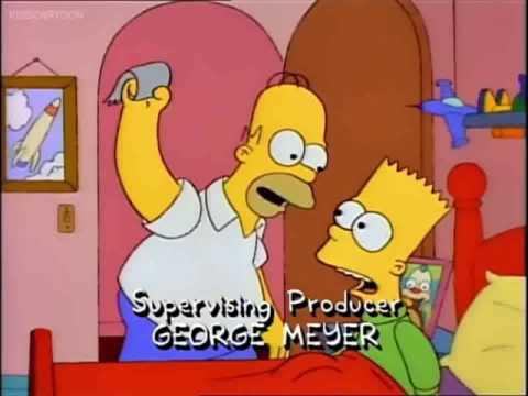 The Simpsons - April Fools