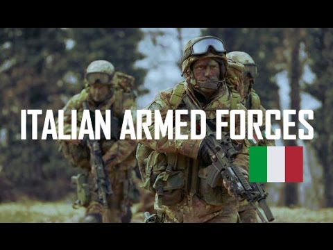 Italian Armed Forces 2017