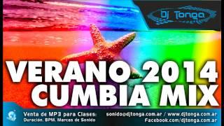 Enganchado Cumbia Remix Verano 2014 - Lo mas nuevo