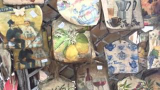 видео Сувениры Кипра. Что привезти с Кипра