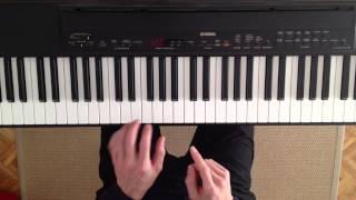 Curso de acordes para piano. Clase 7. Acordes de séptima y cifrado americano