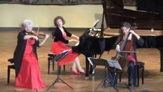 Das Verdandi-Trio spielt: Hans Zander - Zigeunertanz