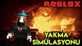 🔥 Burning Simulation 🔥 | Burning Simulator | Roblox English