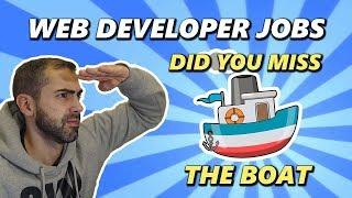 Jobs for Junior Developers still exist?