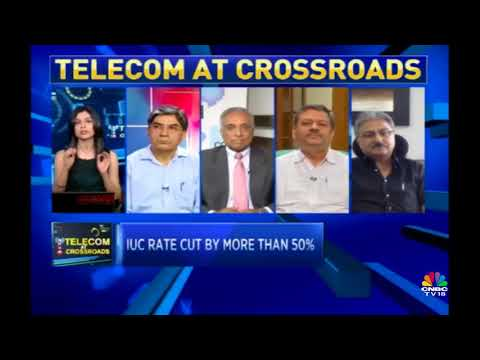 IUC Rate Cut | Will the New IUC Rate Exacerbate Problem for Telecom Sector? | CNBC TV18