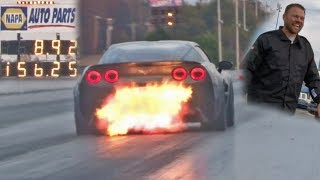 eric lancaster fastest stock bottom end zr1 fastest blower pass